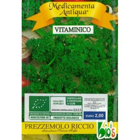 PREZZEMOLO RICCIO- BIOSEME 3425 (AR64)
