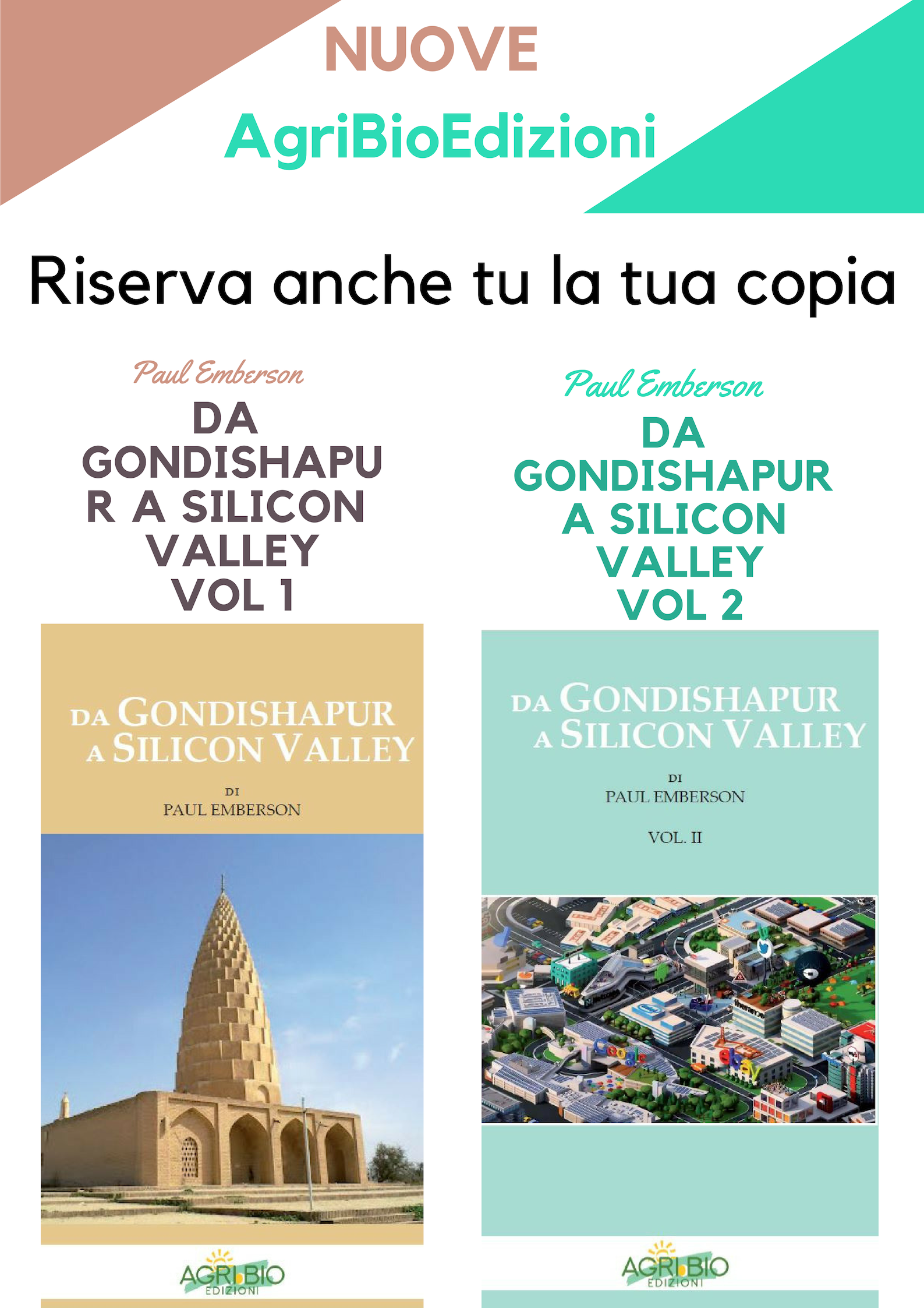 Da Gondishapur a Silicon Valley